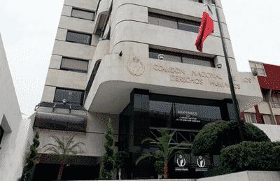 CNDH refutar leyes tributarias