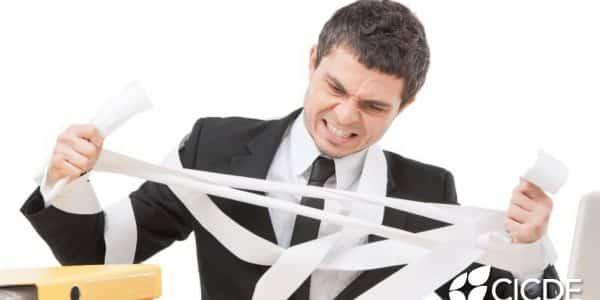 Errores en contabilidad