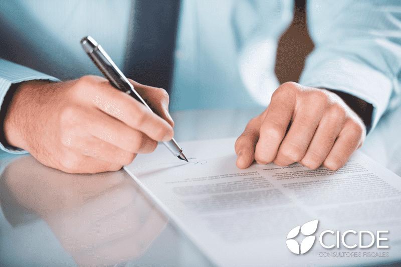 Protege tus operaciones con un contrato