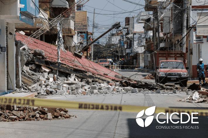 beneficios fiscales Oaxaca y Chiapas