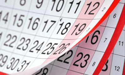 Días feriados en México para 2018