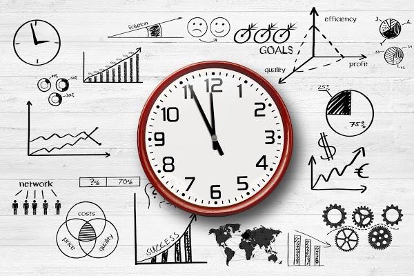 Cómo administrar el tiempo y ser más productivo en tu empresa.