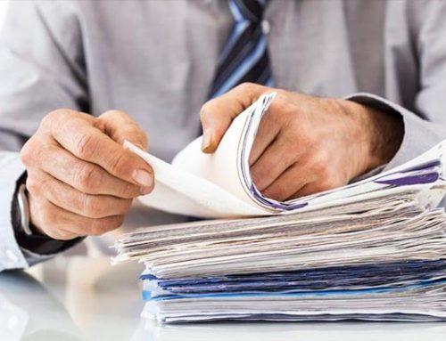 Cuántas actas deben levantarse durante la conclusión de una visita domiciliaria: puntos a tener en cuenta