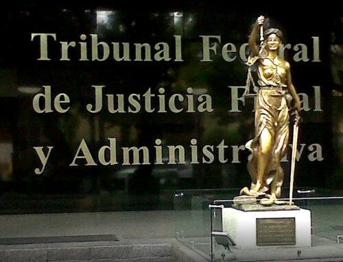 TFJA suspende actividades hasta el 30 de junio de 2020