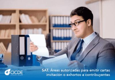 asesoría fiscal y contable sobre cartas de invitación o exhortos