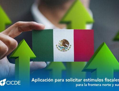 SAT. Aplicación para solicitar estímulos fiscales para la frontera norte y sur