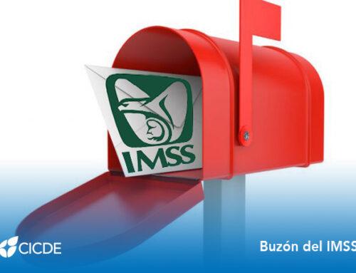 Buzón del IMSS