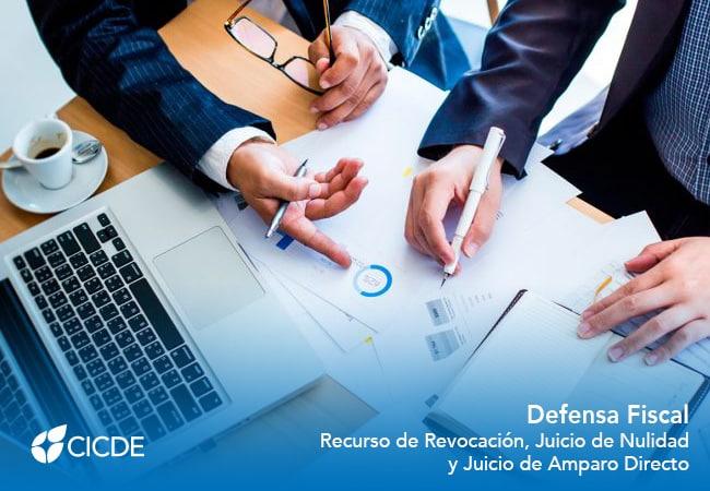 Defensa Fiscal y recurso de revocacion