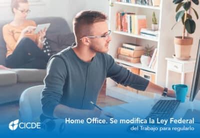 Home Office, modificación a ley federal