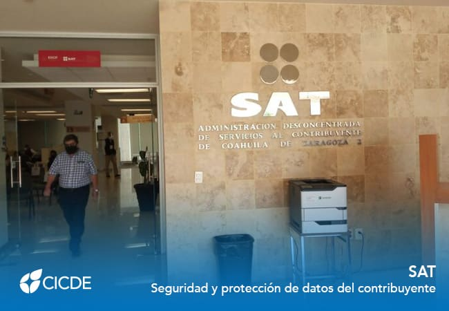 Proteccion Datos Contribuyente